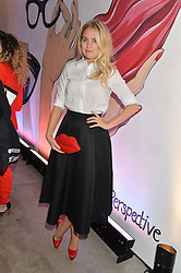 MARISSA MONTGOMERY at the launch of The Lulu Perspective to celebrate 25 years of Lulu Guinness held at 74a Newman Street, London on 13th September 2014.