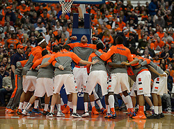 SU beats Miami on Saturday January 4, 2013 at the Carrier Dome, Syracuse, N.Y. <br /> Photo by Lenny Christopher