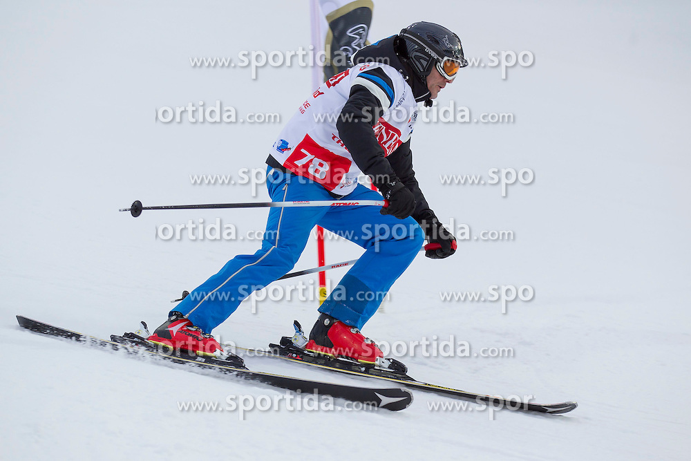 26.01.2015, Planai, Schladming, AUT, FIS Skiweltcup Alpin, Schladming, Sporthilfe Charity Promi Race, im Bild Michael Konsel // Michael Konsel during the Sporthilfe Charity VIP race at the Planai Course in Schladming, Austria on 2015/01/26, EXPA Pictures © 2015, PhotoCredit: EXPA/ Erwin Scheriau