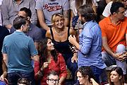 DESCRIZIONE : Trieste Nazionale Italia Uomini Torneo internazionale Italia Canada Italy Canada<br /> GIOCATORE : Maria Vittoria Gentile<br /> CATEGORIA : Tifosi Vip<br /> SQUADRA : Italia Italy<br /> EVENTO : Torneo Internazionale Trieste<br /> GARA : Italia Canada Italy Canada<br /> DATA : 03/08/2014<br /> SPORT : Pallacanestro<br /> AUTORE : Agenzia Ciamillo-Castoria/Max.Ceretti<br /> Galleria : FIP Nazionali 2014<br /> Fotonotizia : Trieste Nazionale Italia Uomini Torneo internazionale Italia Canada Italy Canada