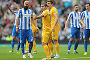 Preston North End midfielder John Welsh (19) during the EFL Sky Bet Championship match between Brighton and Hove Albion and Preston North End at the American Express Community Stadium, Brighton and Hove, England on 15 October 2016.