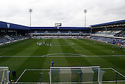 The Loftus Road Stadium before the Sky Bet Championship match between Queens Park Rangers and Ipswich Town at the Loftus Road Stadium, London, England on 6 February 2016. Photo by Andy Walter.
