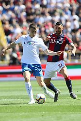 "Foto LaPresse/Filippo Rubin<br /> 27/04/2019 Bologna (Italia)<br /> Sport Calcio<br /> Bologna - Empoli - Campionato di calcio Serie A 2018/2019 - Stadio ""Renato Dall'Ara""<br /> Nella foto: JACOB RASMUSSEN (EMPOLI)<br /> <br /> Photo LaPresse/Filippo Rubin<br /> April 27, 2019 Bologna (Italy)<br /> Sport Soccer<br /> Bologna vs Empoli - Italian Football Championship League A 2017/2018 - ""Renato Dall'Ara"" Stadium <br /> In the pic: JACOB RASMUSSEN (EMPOLI)"