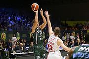 Donzelli Daniel<br /> EA7 Emporio Armani Milano - Cantine Due Palme Brindisi<br /> Poste Mobile Final Eight F8 2017 <br /> Lega Basket 2016/2017<br /> Rimini, 16/02/2017<br /> Foto Ciamillo-Castoria / M. Brondi