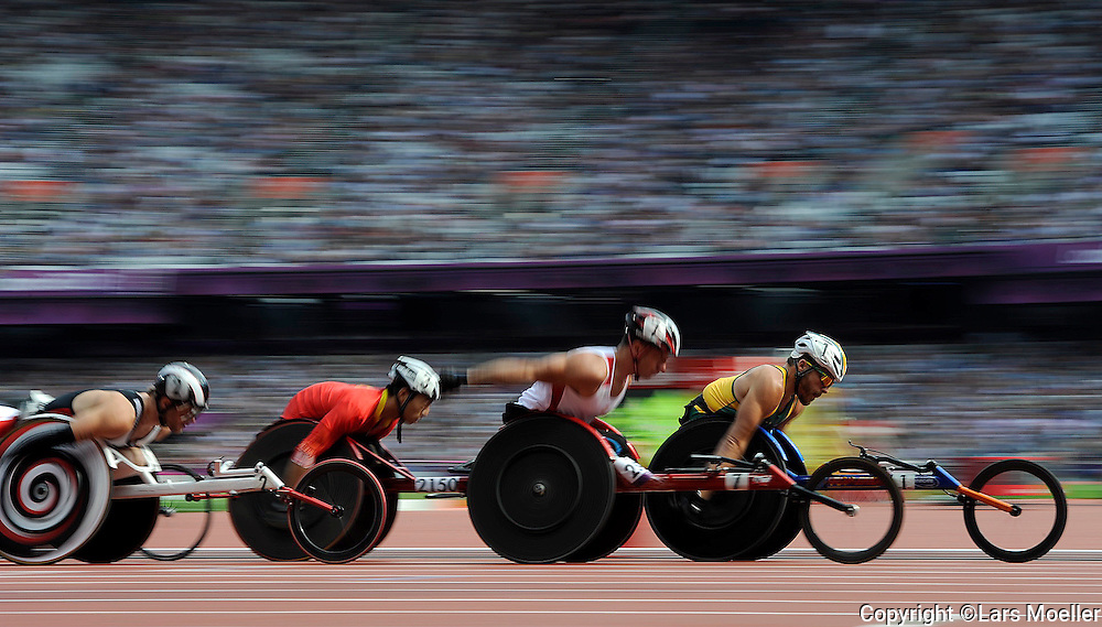 Paralympics London 2012..Photo: Lars Moeller