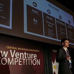 CBA New Venture 2017