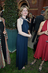 FRANCES OSBORNE at the V&A Summer Party in association with Harrod's held at The V&A Museum, London on 22nd June 2016.