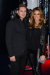 Katie Price attends The World Premiere of 'Robocop'. BFI IMAX, London, United Kingdom. Wednesday, 5th February 2014. Picture by Chris Joseph / i-Images.File Photo - Katie Price is to divorce husband Kieran Hayler after claiming he has been having an affair with her best friend. Photo filed Wednesday 7th May 2014.