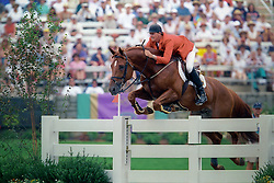 Kirchhoff Ulrich (GER) - Jus de pomme<br /> Olympic Games Atlanta 1996<br /> PHoto © Dirk Caremans