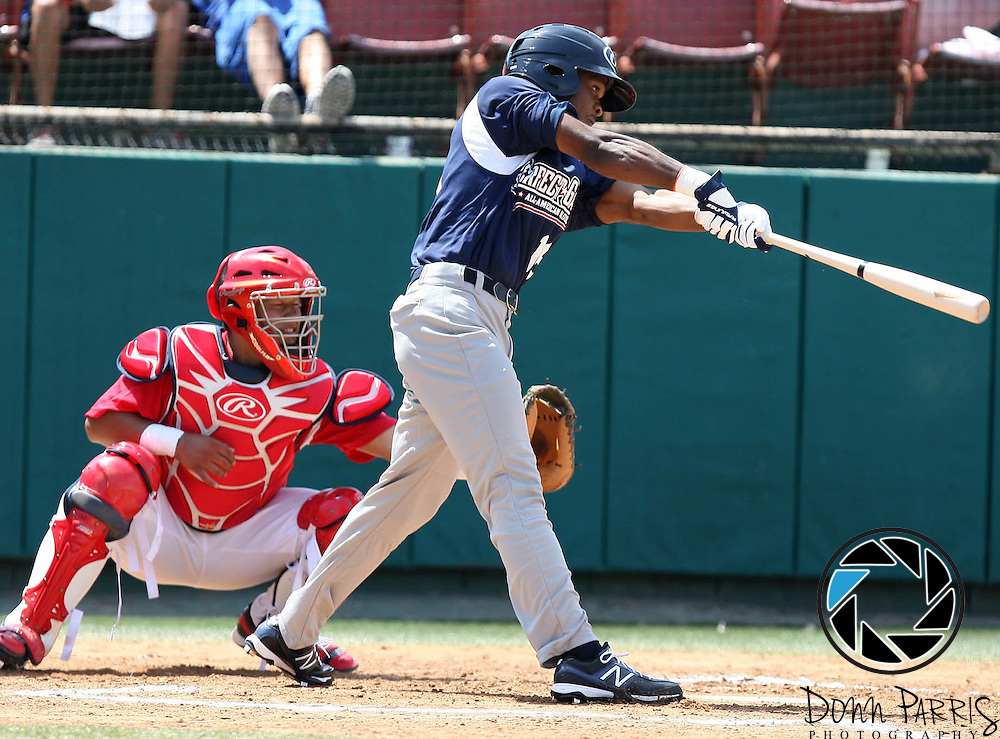 Perfect Game Rawlings 2012 All American Classic Point Loma University San Diego California (Donn Parris)