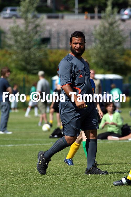 10.07.2008. K?pul?, Helsinki..Helsinki Cup 2008.D-12, MPS - Valtti.©Juha Tamminen