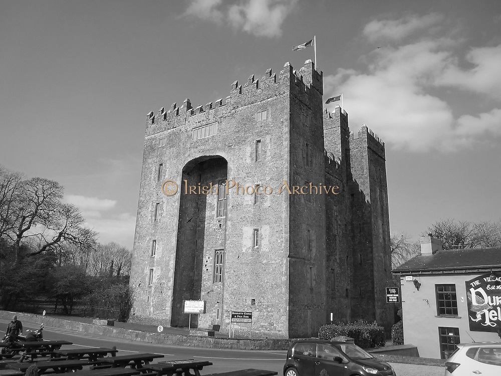 Durty Nelly's pub @ bunratty castle
