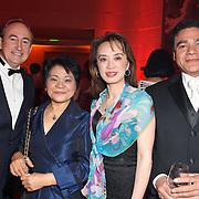 Douglas G. Burton, Kaeko Burton, Lucy Lu and Cyrus Ariaban