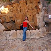 Miss Nederland 2003 reis Turkije, Nathalie Smits