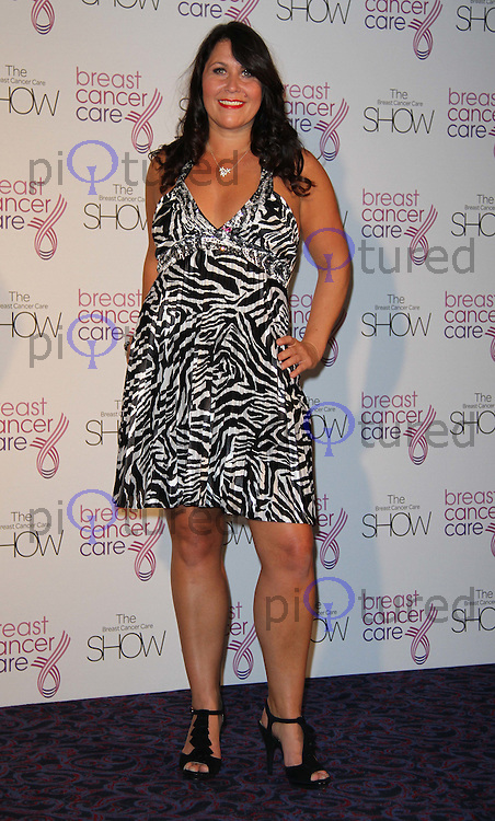 Zoe Tyler Breast Cancer Care Fashion Show, Grosvenor House Hotel, Park Lane, London, UK, 06 October 2010: For piQtured Sales contact: Ian@Piqtured.com +44(0)791 626 2580 (picture by Richard Goldschmidt)