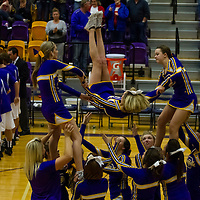 02-13-15 Cheerleaders (Senior Night)