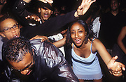 Crowd Dancing at Lick Party , London, 1990s.