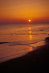 Southwestern Florida:  Sunset at Sanibel and Captiva Islands.
