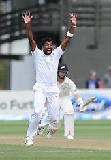Wellington-Cricket, New Zealand v Sri Lanka, 2nd test, day 3