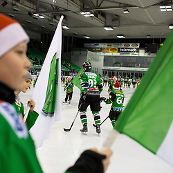20131222: SLO, Ice Hockey - EBEL League, HDD Telemach Olimpija vs EC Moser Medical Graz 99ers