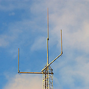 C2000 mast, antenne Bestevear Huizen