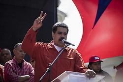November 21, 2018 - Caracas, VEN - Nicolás Maduro, presidente de Venezuela. (Credit Image: © Rayner Pena/Abaca Press/TNS via ZUMA Wire)