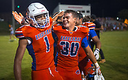 FB  - Randleman Defeats Asheboro  37-34