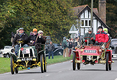 NOV 03 2013 London to Brighton Veteran Car Run.