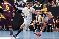 William Accambray - 26.04.2015 - Handball - Nantes / Paris Saint Germain - Finale Coupe de France-  <br /> Photo : Andre Ferreira / Icon Sport