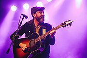 James Mercer of The Shins performing at Help The Hoople, a benefit for Scott McCaughey, at the Wonder Ballroom in Portland, OR - Jan 6, 2018. Photo by Jason Quigley.