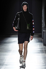 Milan Fashion Week Men's Spring Summer 2019 - Hunting World Fashion Show - 18 June 2018