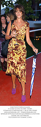 Artist TRACEY EMIN at a party in London on 2nd July 2003. PLB 481