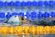 Cyrielle Duhamel (FRA) competes on Women's 100 m Backstroke during the French Open 2018, at Aquatic Center Odyssée in Chartres, France on July 7th to 8th, 2018 - Photo Stephane Kempinaire / KMSP / ProSportsImages / DPPI