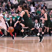 U Sports 2018 Women's National Basketball Championship on March  8 at the Centre for Kinesiology, Health and Sport Regina,Saskatchewan. Credit: Arthur Ward/Arthur Images