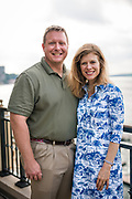 David and Linda Maraniss anniversary at Edgewater Hotel in Madison, Wisconsin, Saturday, July 27, 2019.