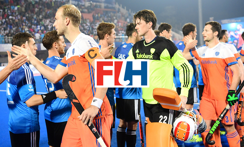 Odisha Men's Hockey World League Final Bhubaneswar 2017<br /> Match id:08<br /> Netherlands v Argentina<br /> Foto: <br /> WORLDSPORTPICS COPYRIGHT FRANK UIJLENBROEK