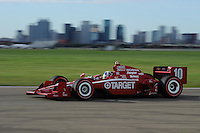 Dario Franchitti, Edmonton Indy, Edmonton City Centre Airport, Edmonton, Alberta, CAN 7/24/2001