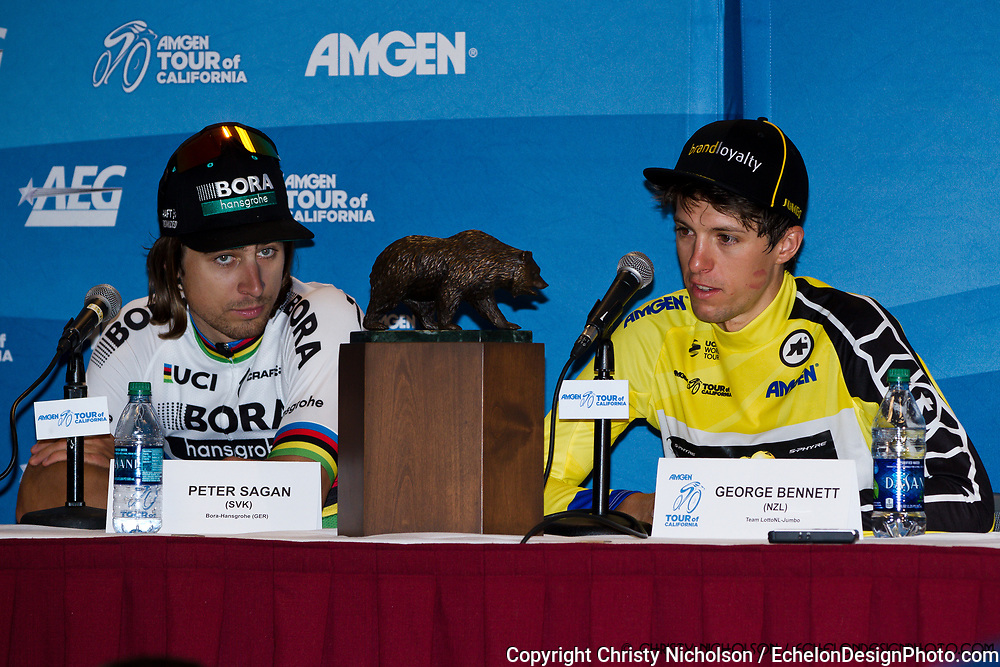 2017 Amgen Tour of California - Pasadena Press Conference