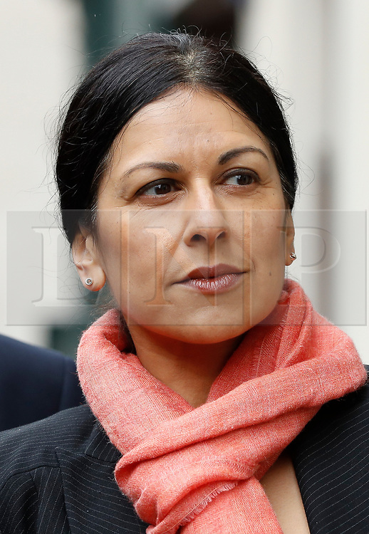 © Licensed to London News Pictures. 24/04/2017. London, UK. Solicitor SAPNA MALIK arrives at the Solicitors Disciplinary Tribunal in central London where Leigh Day solicitors face disciplinary proceedings following claims by the Ministry of Defence that Leigh Day solicitors took part in ambulance-chasing over false compensation claims for the torture of Iraqi citizens. Photo credit: Peter Macdiarmid/LNP