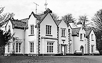 The home of Lord Faulkner of Downpatrick, aka Brian Faulkner, Ulster Unionist MP and sometime Prime Minister of N Ireland. He was also First Minister of the short-lived power sharing N Ireland Assembly. He was the sixth and last Prime Minister of N Ireland. He lived near Seaford, Co Down. 197703037890<br /> <br /> Copyright Image from Victor Patterson, 54 Dorchester Park, Belfast, UK, BT9 6RJ<br /> <br /> t1: +44 28 9066 1296 (from Rep of Ireland 048 9066 1296)<br /> t2: +44 28 9002 2446 (from Rep of Ireland 048 9002 2446)<br /> m: +44 7802 353836<br /> <br /> victorpattersonbelfast@gmail.com<br /> victorpatterson@me.com<br /> <br /> www.victorpatterson.com<br /> <br /> Please see my Terms and Conditions of Use at https://www.victorpatterson.com/page2<br /> It is IMPORTANT that you familiarise yourself with them.<br /> <br /> Images used on the Internet incur an additional cost and must be visibly watermarked i.e. © Victor Patterson within the body of the image and copyright metadata must not be deleted. Images used on the Internet have a size restriction of 4kbs and are chargeable at rates available at victorpatterson.com.<br /> <br /> This image is available only for the use of the download recipient i.e. television station, newspaper, magazine, book publisher, etc, and must not be passed on to any third party. It is also downloaded on condition that each and every usage is notified within 7 days to victorpatterson@me.com<br /> <br /> The right of Victor Patterson (or the named photographer) to be identified as the author is asserted in accordance with The Copyright Designs And Patents Act (1988). All moral rights are asserted.