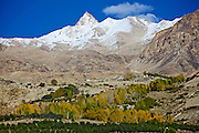 Nako Village, Kinnaur, Himachal Pradesh in the western Himalayas