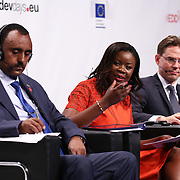 20160616 - Brussels , Belgium - 2016 June 16th - European Development Days - New financing models for a new development agenda - Marie Chantal Uwitonze , President , African Diaspora Network in Europe © European Union