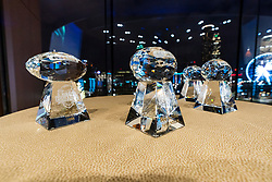General images during the Chick-fil-A Peach Bowl Hall of Fame induction dinner at the College Football Hall of Fame on Friday, December 28, 2018, in Atlanta. (Paul Abell via Abell Images for the Chick-fil-A Peach Bowl)