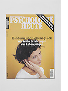 Sabine Reitmaier photographs the covers of Psychologie Heute since 2001. In 2007 she started showing them in art shows.