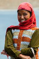 Mulbekh, Ladakh; Jammu and Kashmir State, India.