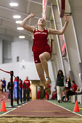 Boston University Multi-team indoor track & field, womens long jump, Sacred Heart