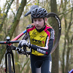 OLDENZAAL (NED) wielrennen <br />Julia van der Meulen