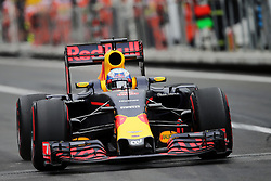 Daniel Ricciardo (AUS) Red Bull Racing RB12.<br /> 28.10.2016. Formula 1 World Championship, Rd 19, Mexican Grand Prix, Mexico City, Mexico, Practice Day.<br /> Copyright: Moy / XPB Images / action press