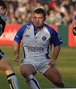 2005/06, Heineken Cup, Lee Mears Bath Rugby vs Glasgow Warriors, The Rec, Bath, ENGLAND   © Peter Spurrier/Intersport Images - email images@intersport-images..   [Mandatory Credit, Peter Spurier/ Intersport Images].