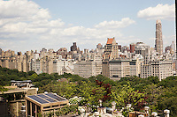 View from 106 Central Park South